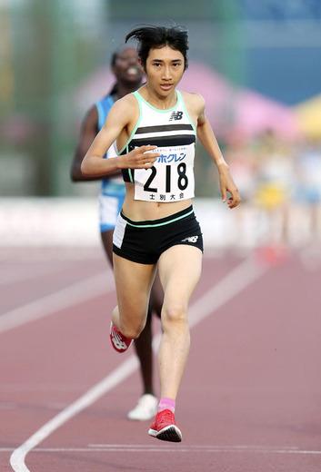 田中希実、1500mで日本歴代2位!日本記録にあと0秒82◇ホクレンDC士別