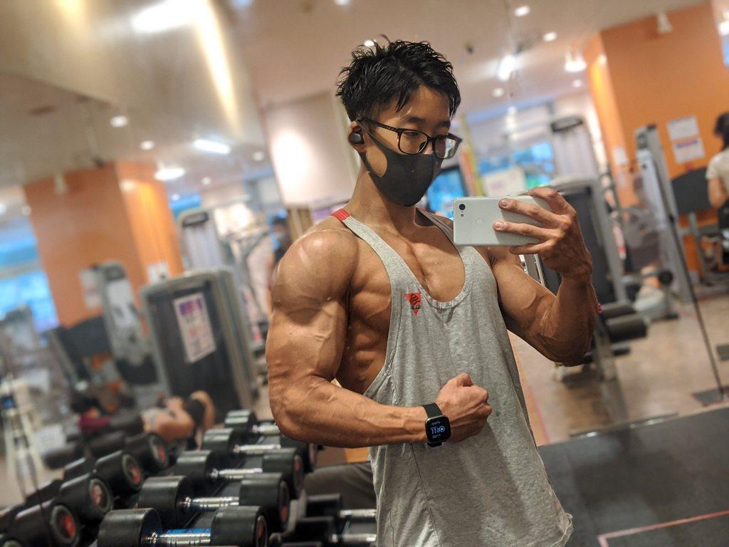 速報 筋肉
