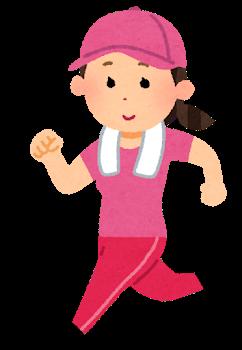 sport_jogging_woman_cap