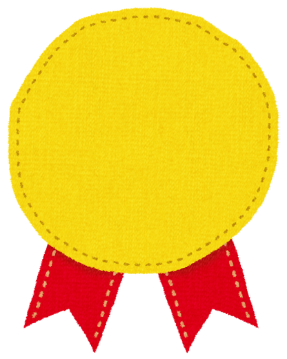 fabric_medal_yellow