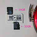 �Ѵ������ץ��� microSD ���ɲü¸���32GB+16GB������