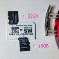 �Ѵ������ץ��� microSD ���ɲü¸���16GB+32GB������