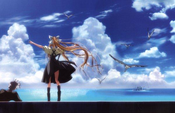 夏 アニメに関連した画像-01