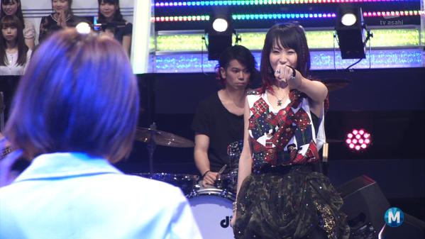 LiSA SAO 今夜 Mステ 出演 劇場版SAO 主題歌 熱唱に関連した画像-05