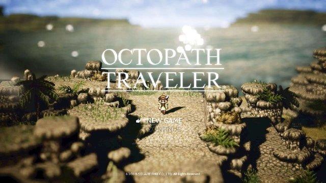 オクトパストラベラー スチーム 発売に関連した画像-01