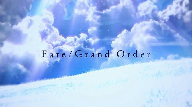 FGO Fate グランドオーダー TVアニメ化 劇場アニメ化に関連した画像-02