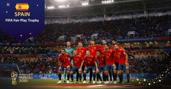 W杯 ワールドカップ サッカー フェアプレー賞 スペイン FIFA 炎上 日本に関連した画像-01