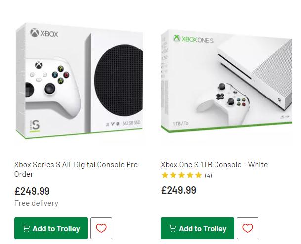 PS5 XboxSX XboxOneX Amazon 売上 747% 増加に関連した画像-03
