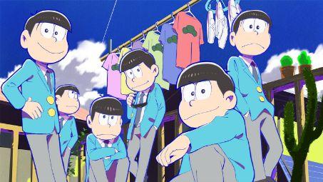 おそ松さん ハイキュー 月間少女野崎くん ジョーカーゲーム 氷菓 に関連した画像-03
