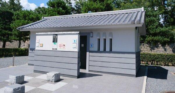 京都 二条城 公衆トイレ 朝鮮人 差別 らくがきに関連した画像-01