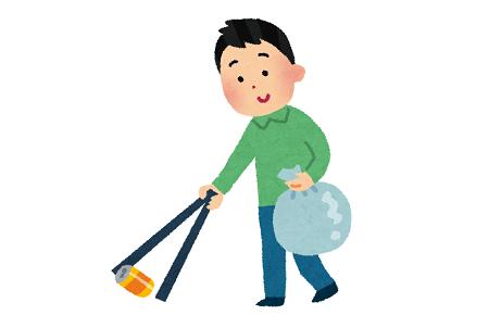 ゴミ拾い 高校生 若葉駅 野球に関連した画像-01
