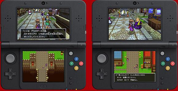 ドラゴンクエスト11 ドラクエ11 比較 3DS PS4 グラフィックに関連した画像-06