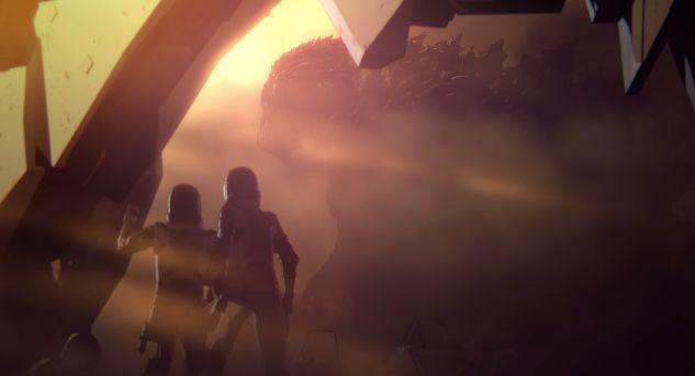 ゴジラ 虚淵玄 特報 映像 公開 GODZILLA 怪獣惑星に関連した画像-01