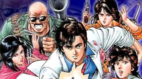 アニメ『シティーハンター』が8月から再放送決定!