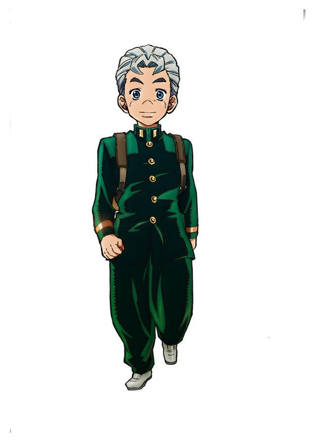 ジョジョの奇妙な冒険 ジョジョ ダイヤモンドは砕けない 4部 アニメに関連した画像-03