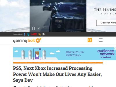 ゲーム開発者 ハード 性能 楽 PS5 Xboxに関連した画像-02