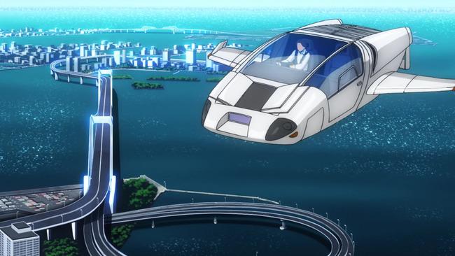 経済産業省 経産省 空飛ぶ車 車 45億円 税金に関連した画像-01