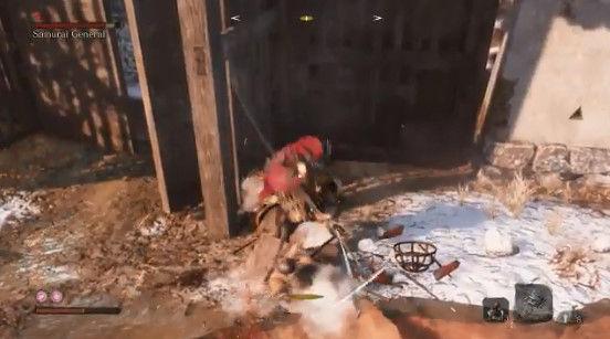 SEKIRO 隻狼 当たり判定 プレイ動画 ヒットボックスに関連した画像-04