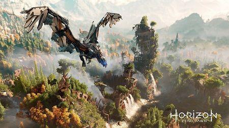 ホライゾン PS4 ゼロドーン マップ リークに関連した画像-01