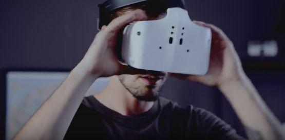 プロジェクトアロイ ProjectAlloy VR インテルに関連した画像-01