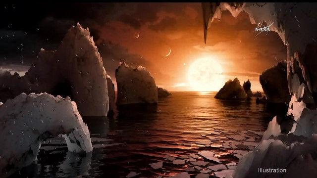 NASA 発表 地球に似た惑星に関連した画像-07