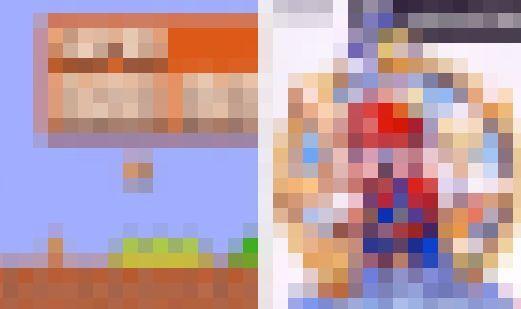 マリオ スーパーマリオブラザーズ 20年前 スーパーマリオサンシャインに関連した画像-01