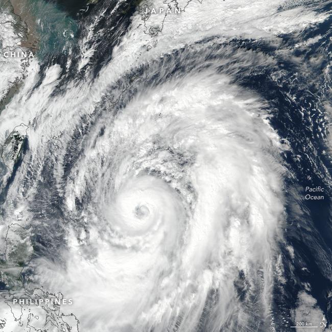 台風 21号 野獣先輩 新説 一致 似てるに関連した画像-03