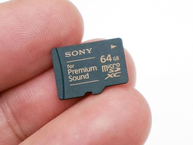 ソニー microSDカード 音質に関連した画像-01