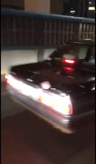 タクシー 杖 おじいちゃん 叩く 窓 車 運転に関連した画像-06