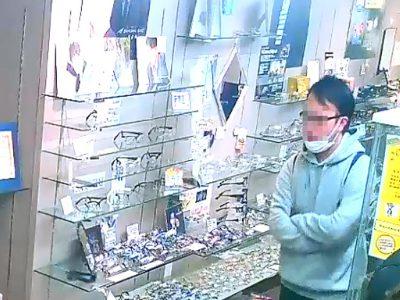 メガネ 万引き 逮捕に関連した画像-04