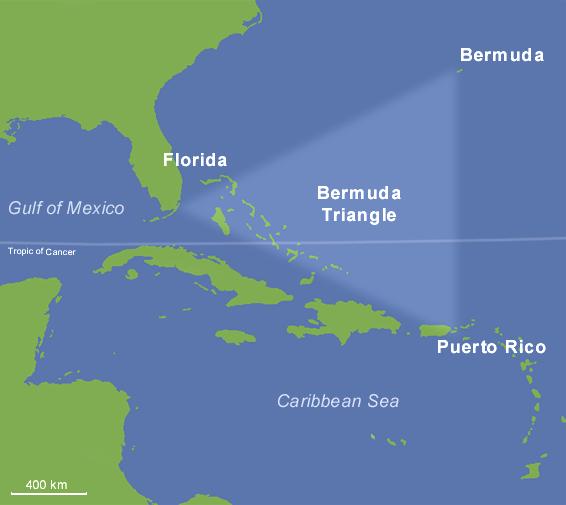 バミューダトライアングル 海域 フロリダ Facebookに関連した画像-01