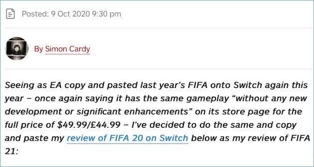 大手 ゲームメディア IGN FIFA FIFA21 レビュー 前代未聞に関連した画像-03