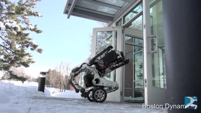 ボストン・ダイナミクス ロボット 2足歩行に関連した画像-17