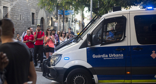 バルセロナ テロ 死傷 ISに関連した画像-01