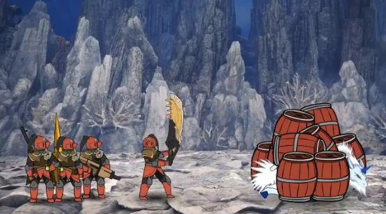 モンスターハンター モンハンワールド 大剣使い 動画に関連した画像-03