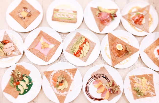 クレープ 食べ放題 ラフェットドフィーユ ツイッター 謝罪 脅迫 不味そうに関連した画像-08