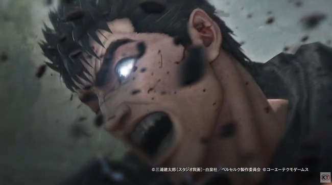 ベルセルク無双 ガッツ ドラゴン殺し 血祭り 血しぶき プレイアブル グリフィス シールケ キャスカ に関連した画像-11