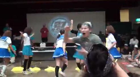 らきすた ダンス 乱入 オタク RAB 涼宮あつき ダンサーに関連した画像-09