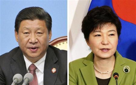 韓国朴大統領 中国テレビで日本批判に関連した画像-01