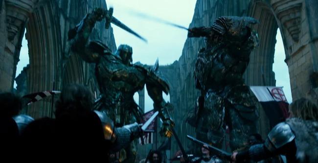 トランスフォーマー 新作 最後の騎士王 アーサー王伝説 エクスカリバー 円卓の騎士に関連した画像-03