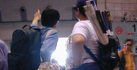 オタク コミケ 電車 赤ちゃん りんかい線に関連した画像-01