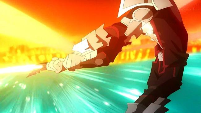 Fate Apocrypha アポクリファ フェイト 作画 22話 作画崩壊 神作画に関連した画像-09