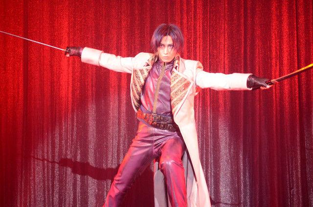 るろうに剣心 和月伸宏 涼風真世 宝塚 ミュージカル ビジュアル キャストに関連した画像-08