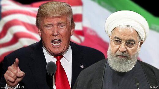 イラン核兵器開発拡大アメリカ報復に関連した画像-01