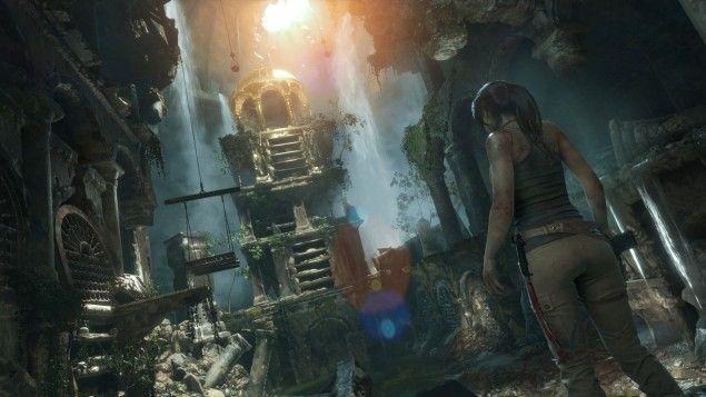 PC XboxOne グラフィック ライズオブトゥームレイダーに関連した画像-01