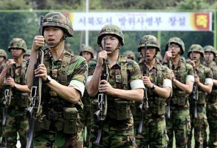 韓国 徴兵制 女性 不満 男女平等に関連した画像-01
