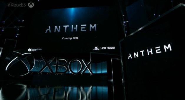 ANTHEM アンセム Xboxに関連した画像-01