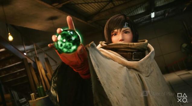 【速報】PS5で『ファイナルファンタジー7 リメイク』完全版が発売!ユフィを主人公とした新エピソードを追加!!