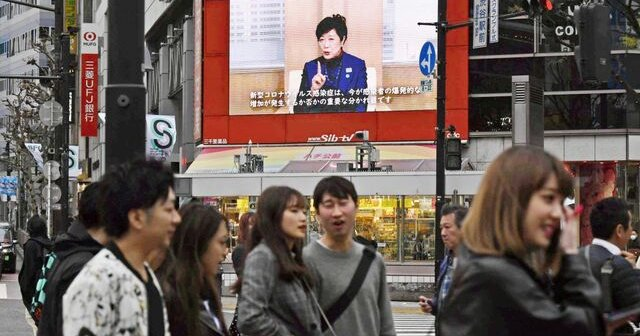 Googleが位置情報分析→日本人だけ全然自粛していなかったことが判明