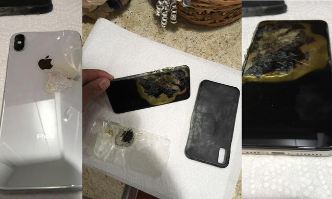 iPhoneXS発火事故に関連した画像-03